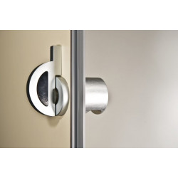 Art. 02.010 A. Aluminium model with privacy indicator