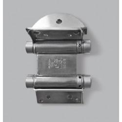 Stainless steel Bommer hinge