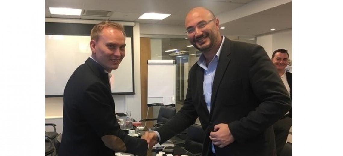 GES GROUP e VÄLINGE: siglato l'accordo per l'utilizzo del brevetto Threespine®