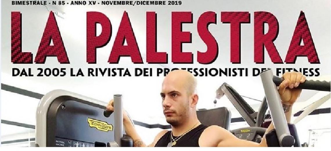 """LA RIVISTA """"LA PALESTRA"""" PARLA DI GES GROUP"""