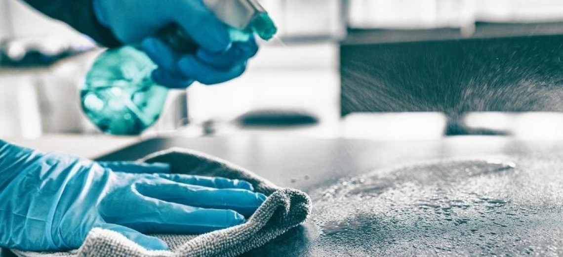 Quanto sopravvive il corona virus sulle superfici?